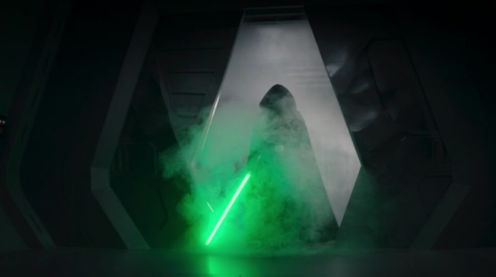 Luke Skywalker The Mandalorian / Filmz.dk