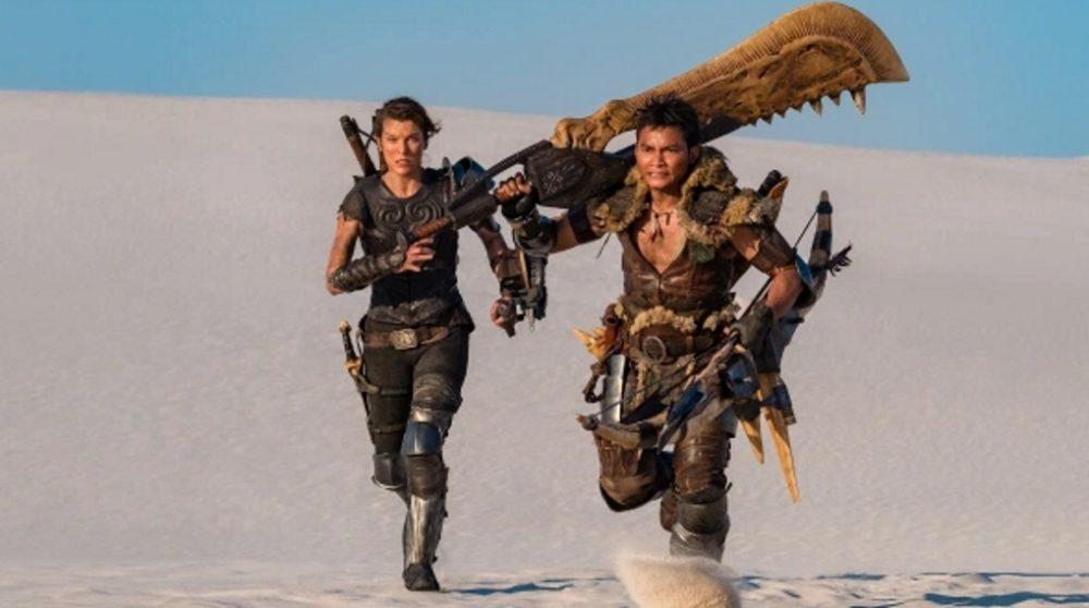 Monster Hunter Kina censur / Filmz.dk