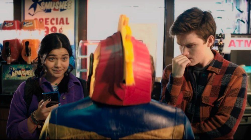Ms. Marvel 2021 teaser / Filmz.dk