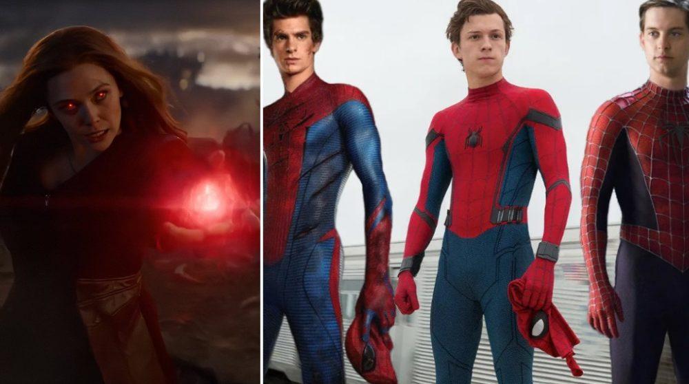 Spider-Man 3 teori WandaVision MCU / Filmz.dk