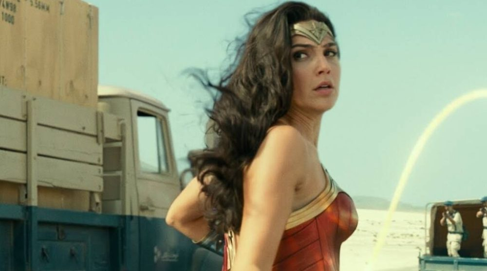 Wonder Woman 1984 HBO Max åbning / Filmz.dk