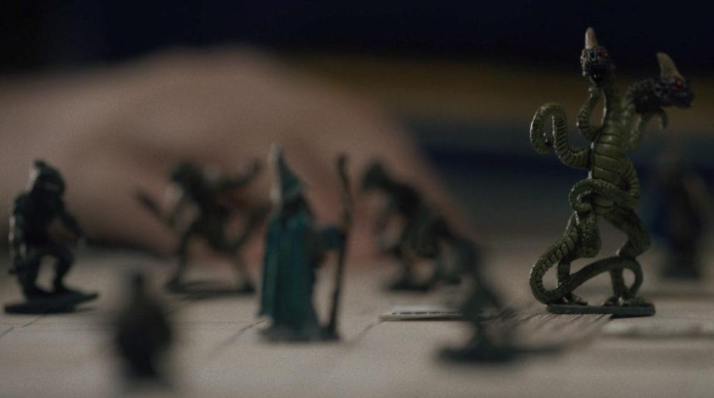Dungeons and Dragons stranger things / filmz.dk