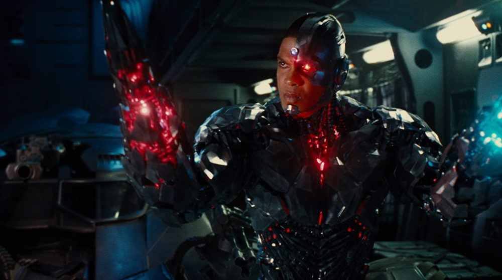 cyborg ray fisher justice league / filmz.dk
