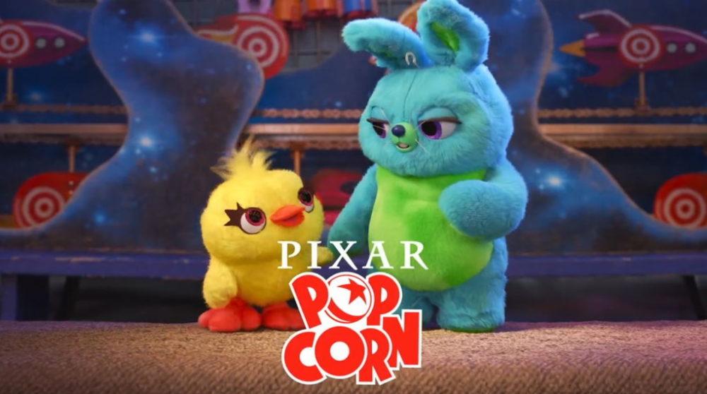 pixar popcorn disney plus / filmz.dk