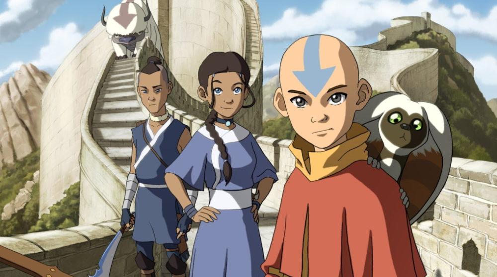 Avatar the last airbender ny film filmz / dk