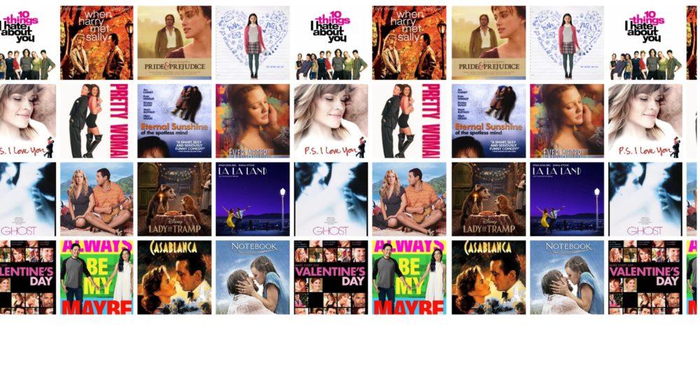 De 16 bedste film til Valentinsdag på streaming
