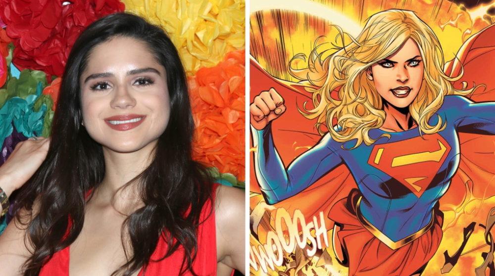 Sasha Calle Supergirl / filmz.dk