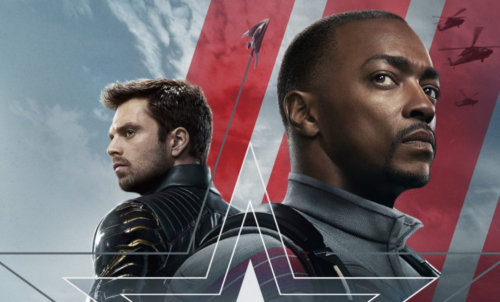 The falcon and the winter soldier / filmz.dk