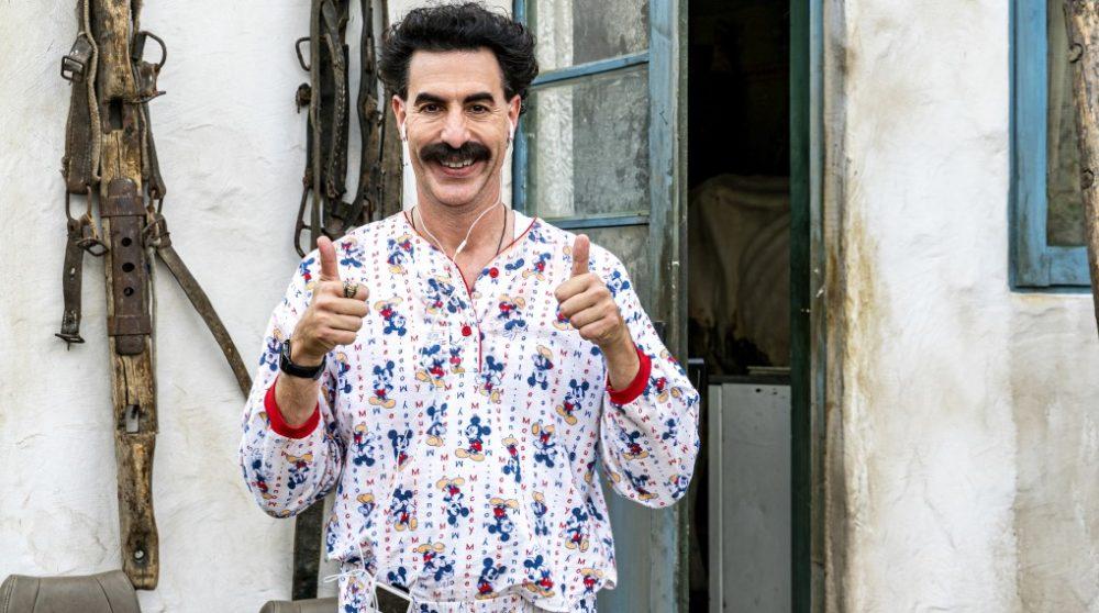 Borat 2 verdensrekord / filmz.dk