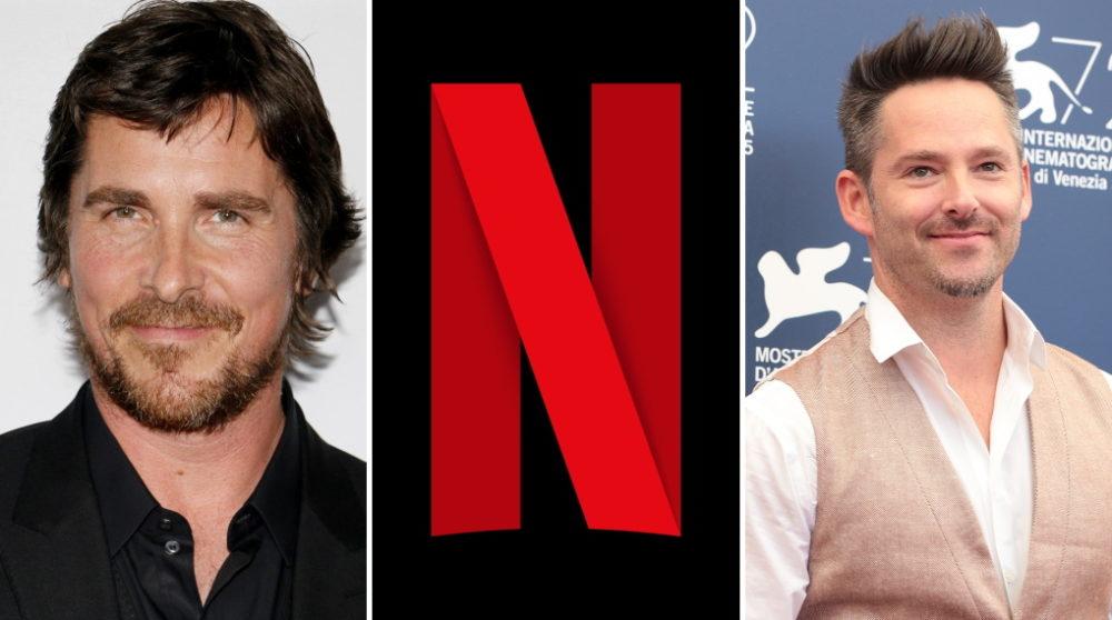 Christian Bale Scott Cooper Netflix ny / filmz.dk