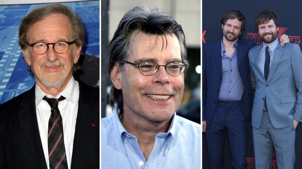 Spielberg King Duffer The Talisman / filmz.dk