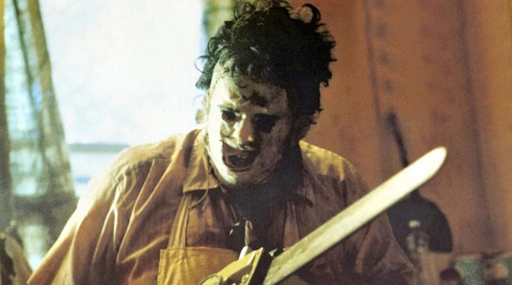 Texas Chainsaw Massacre Old Leatherface / filmz.dk