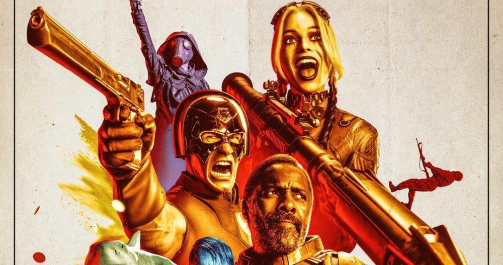 The Suicide squad poster / filmz.dk