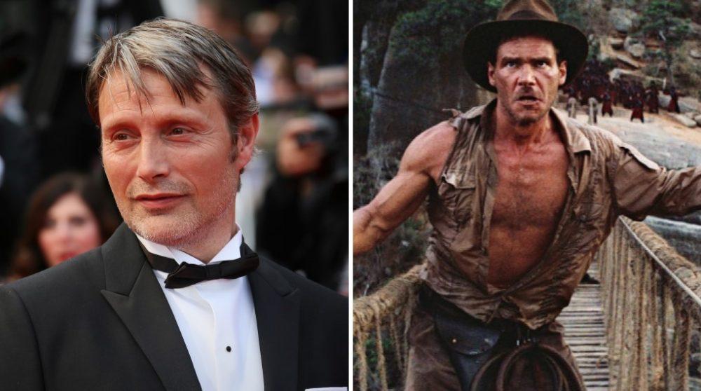 Mads Mikkelsen Indiana Jones 5 / filmz.dk