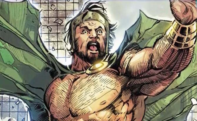 Hercules-comics