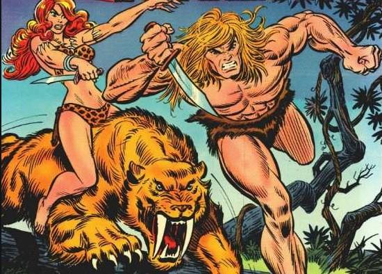 Ka-Zar-comics