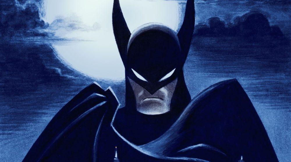 Batman caped crusader / filmz.dk
