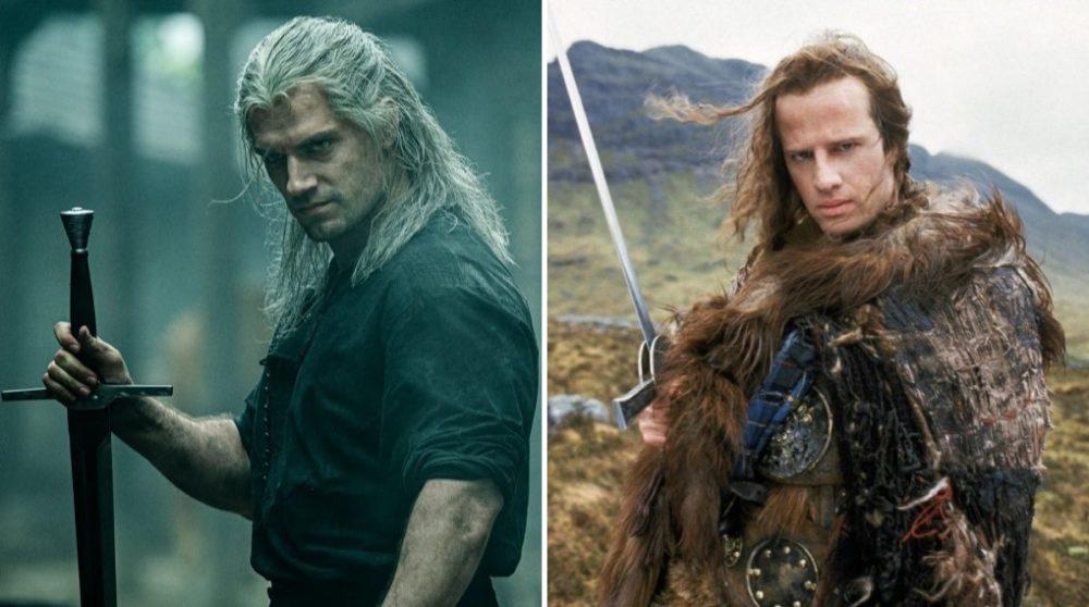 Henry cavill highlander / filmz.dk
