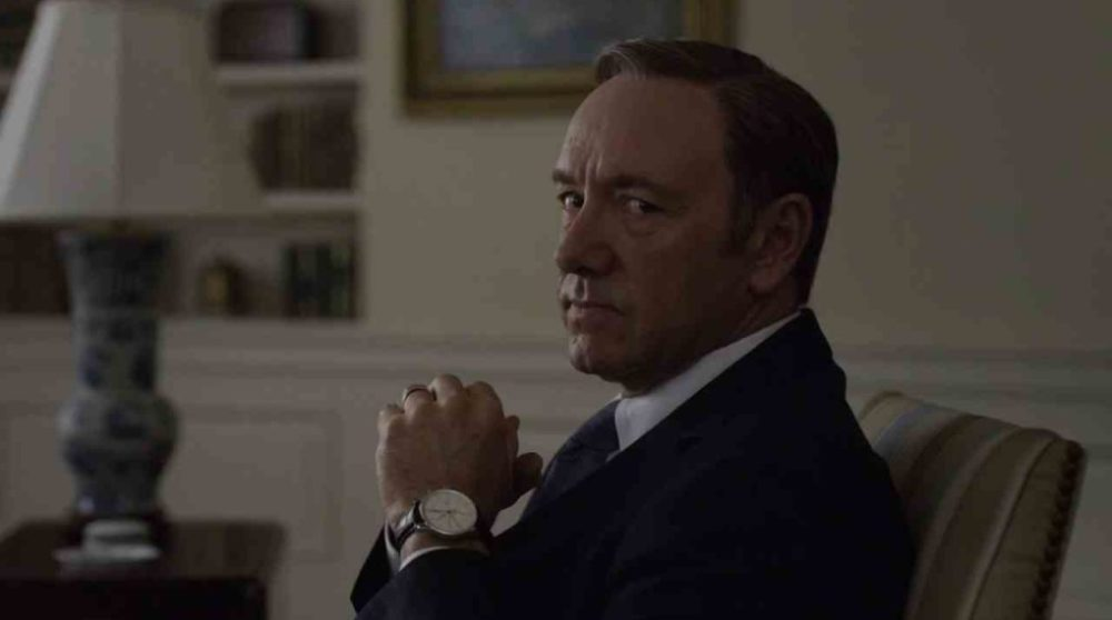 Kevin spacey ny rolle filmz.dk