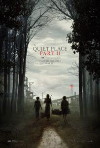 a quiet place 2 plakat / filmz.dk