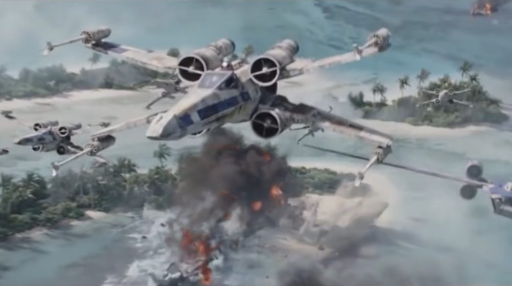star wars rogue squadron matthew robinson / filmz.dk