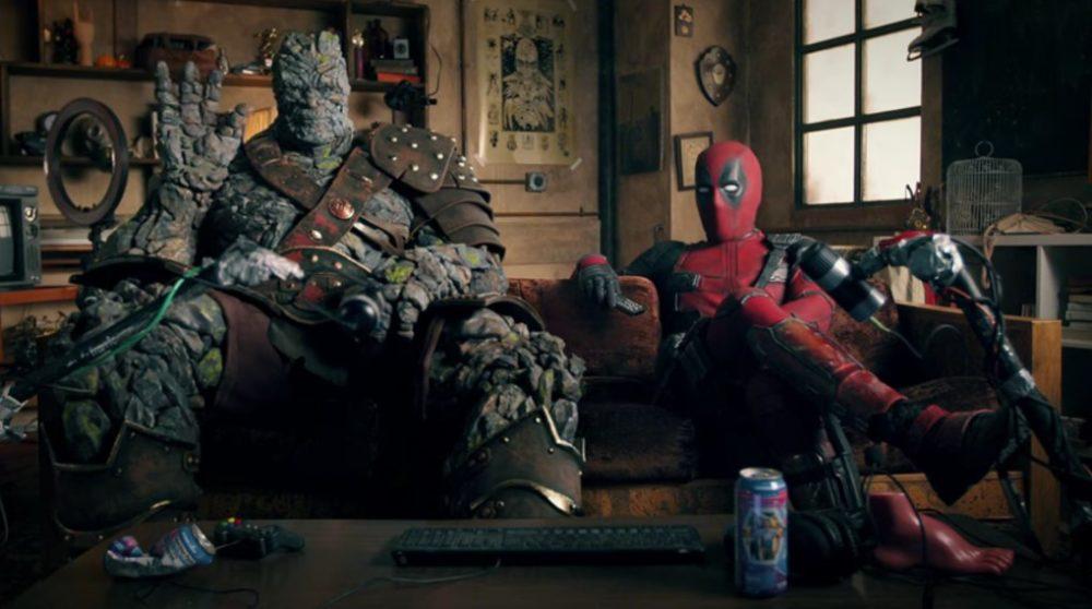 Deadpool korg free guy / filmz.dk