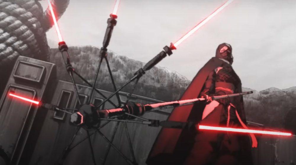 star wars visions trailer / filmz.dk