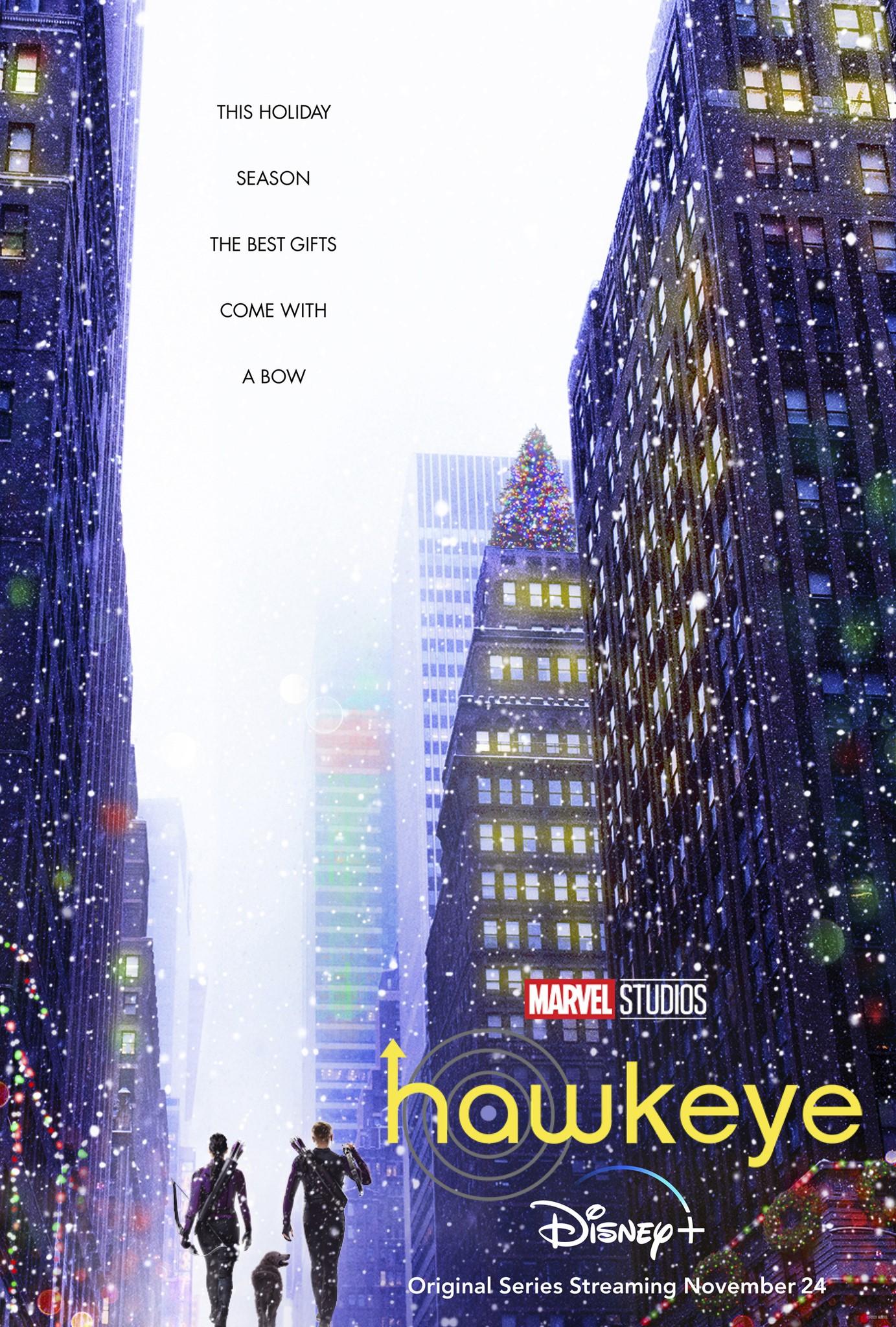 Hawkeye poster / filmz.dk