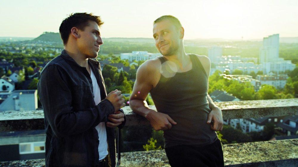 intense homoseksuelle scener